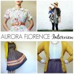 aurora florence - interview