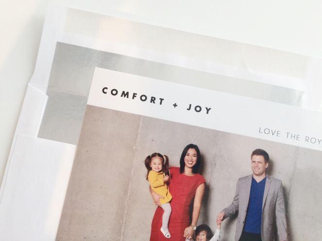 comfort&joy