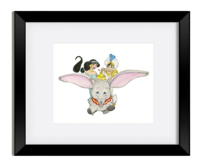 aladdin_dumbo_framed copy