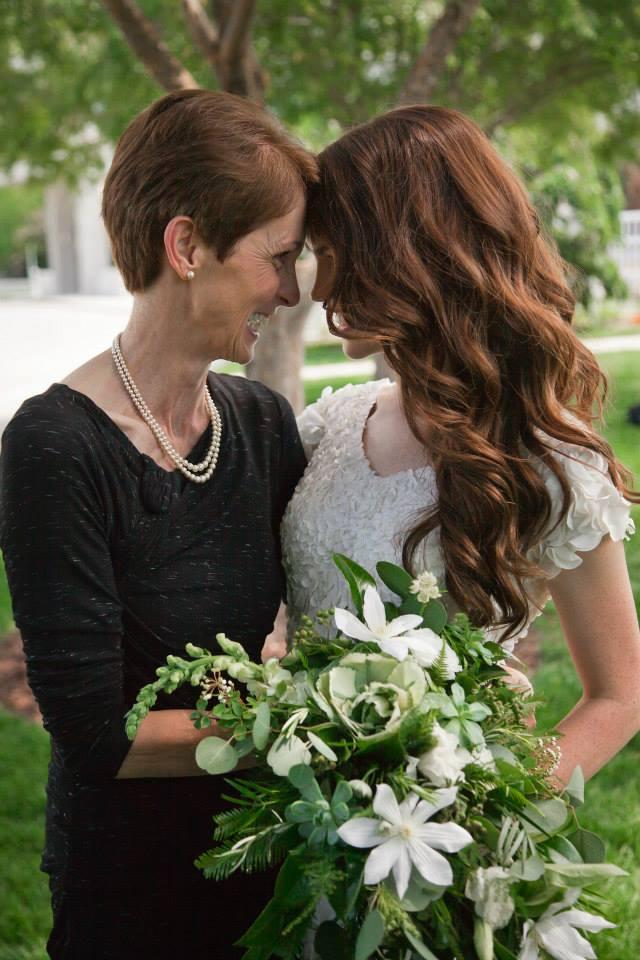 Me and Ma Wedding