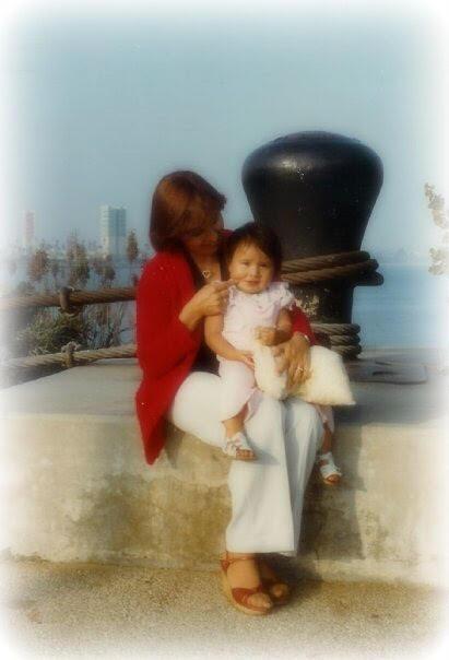 monique joy & mother