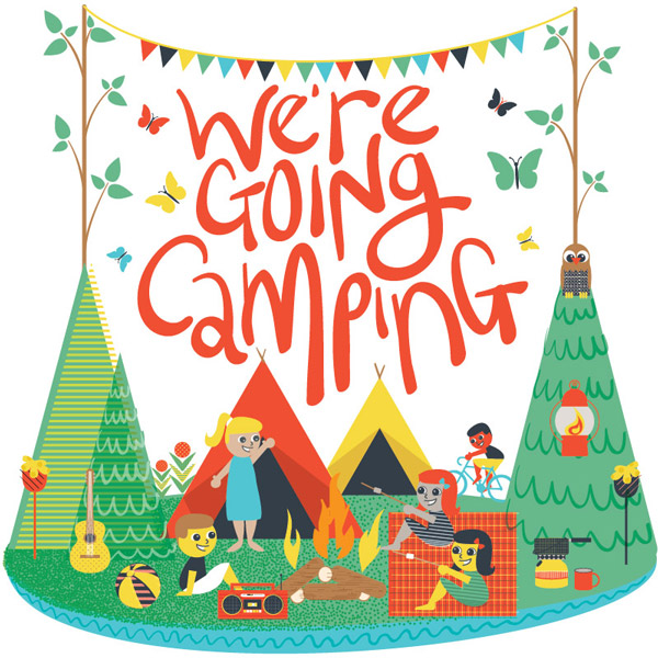 We're-Going-Camping